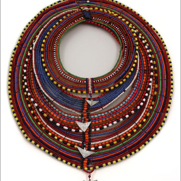 Masai necklace