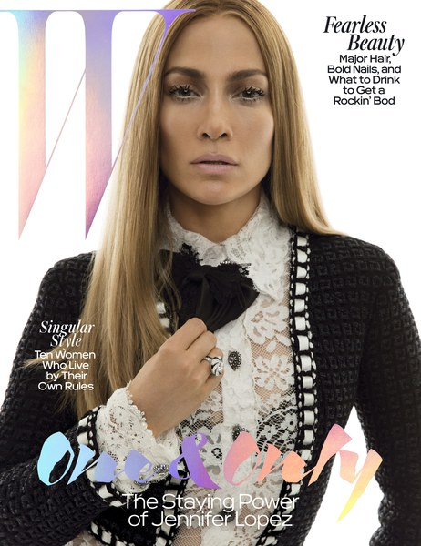 w mag cover